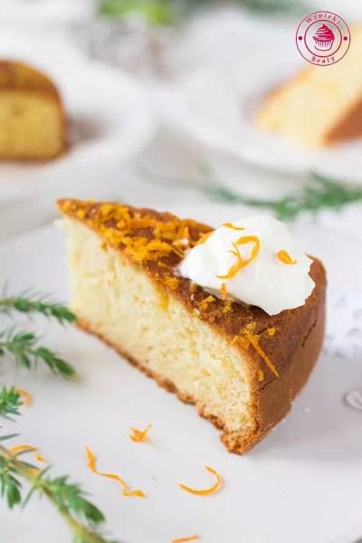ciasto pomarańczowo-jogurtowe