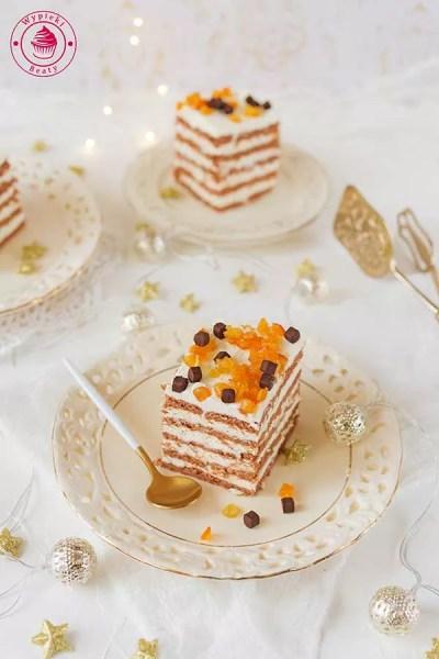 ciasto bez pieczenia na herbatanikach