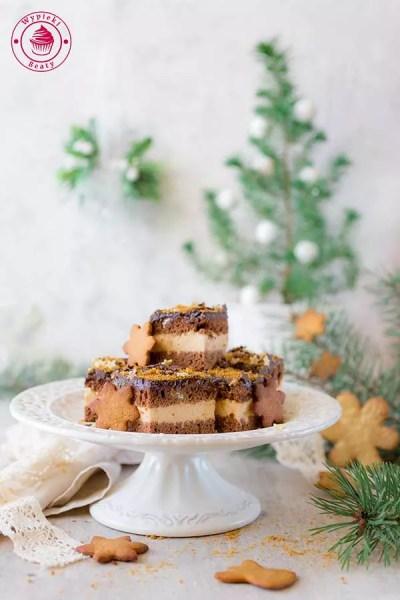 ciasto z kremem kajmakowym