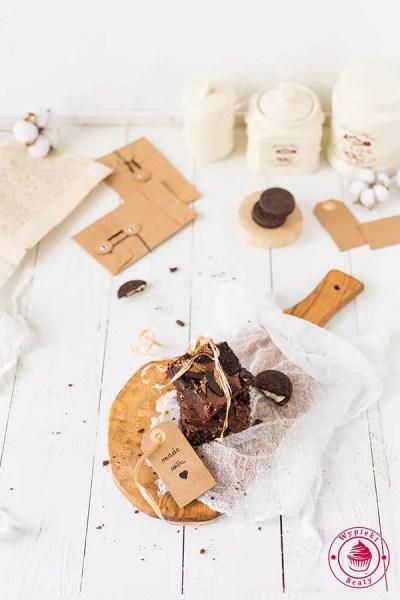 ciasto czekoladowe z oreo