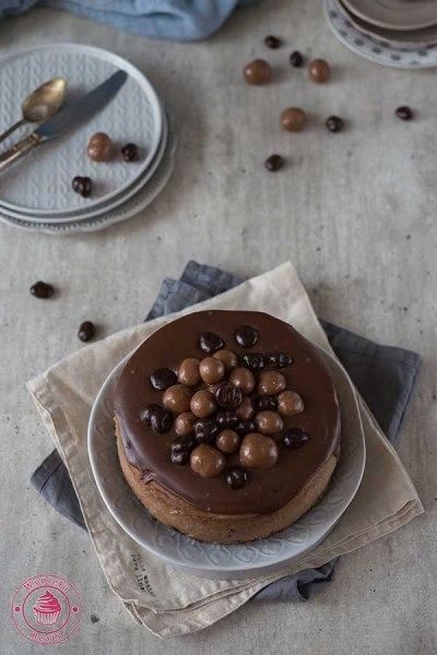 sernik mocno czekoladowy