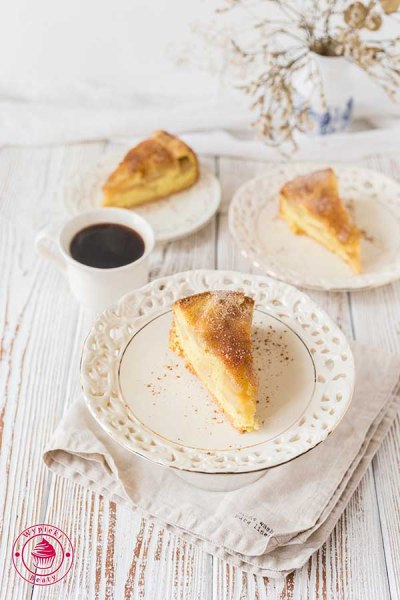 rosyjskie ciasto z jabłkami