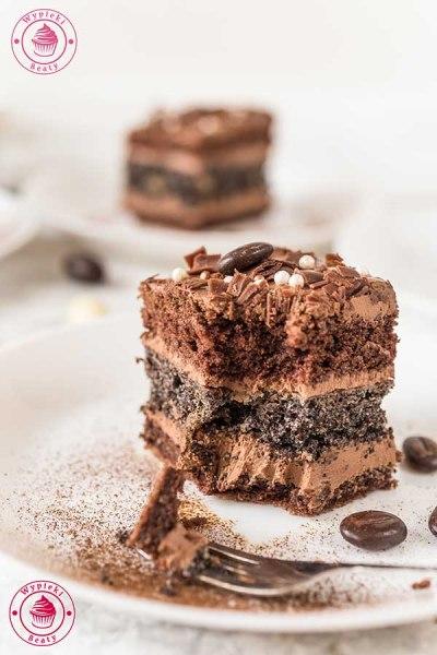 ciasto czekoladowe z makiem