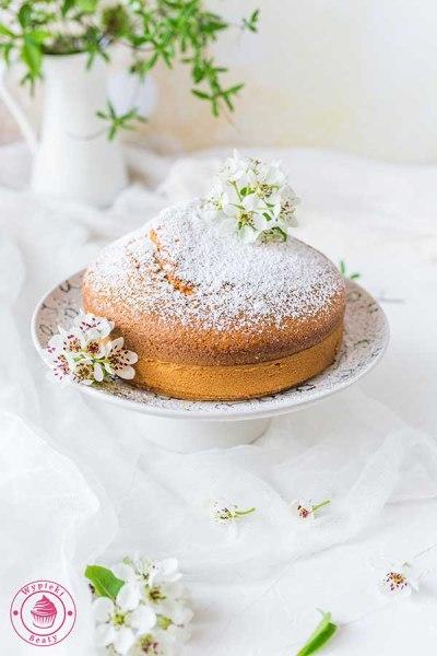 marchewkowe ciasto z brazylii