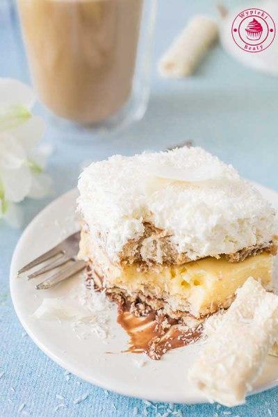 ciasto 3-bit kokosowy