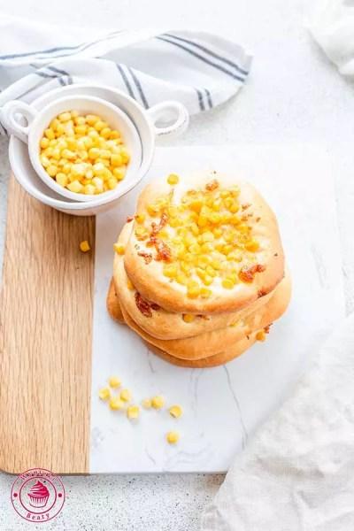 bułki kukurydzianki