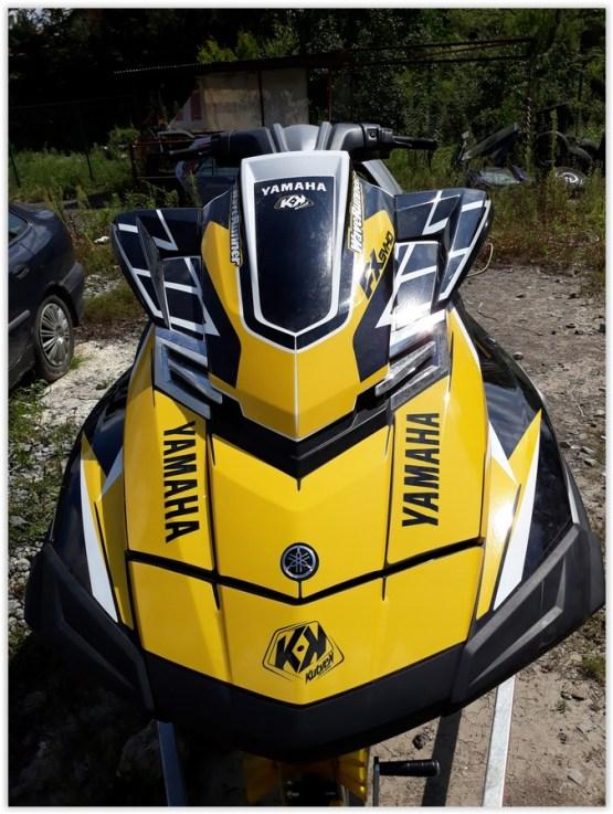 Wynajem skutera Yamaha FX SVHO CRUISER