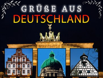 Postcard for Germany