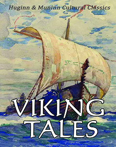 Viking Tales Book Cover