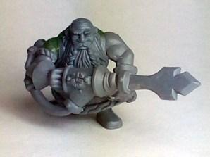 Bandur Hembarsson - Dwarf engineer