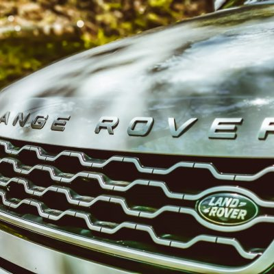 range rover front grill