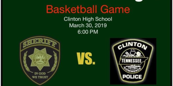 ACSD vs. CPD in 'Battle of the Badges' charity hoops contest