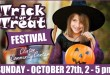 Clinton announces 2nd annual Indoor Trick or Treat Festival