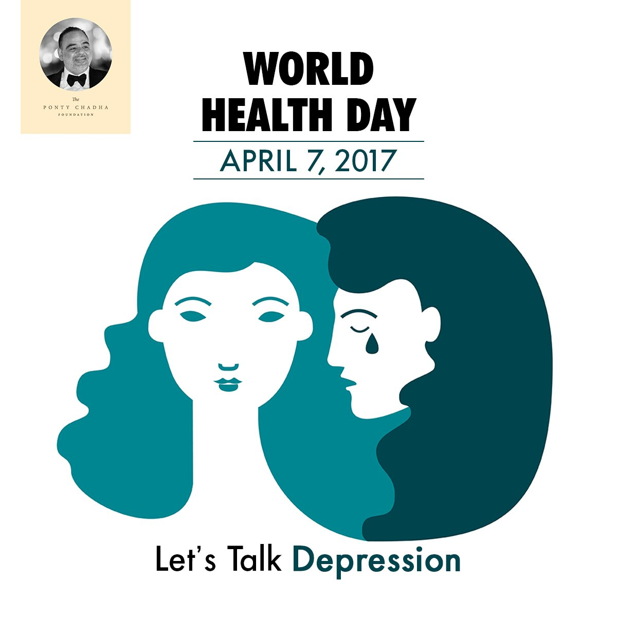 World Health Day: Let's Talk Depression