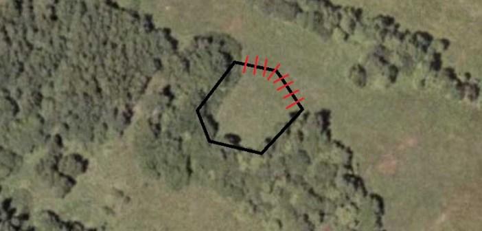 Śladami bitwy pod Kamienną Górą 1760r – Fort polowy na Bani
