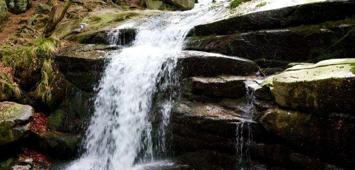 W cieniu Podgórnej? Przesiecki wodospad na Myi