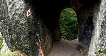 Skály – zamek w labiryncie Adršpašskoteplickych skál! Ile przetrwało?