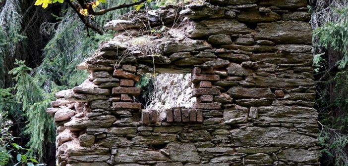 Dvorský Les w Karkonoszach. Czemu zawdzięcza swoją nazwę? Dziś to już tylko ruiny …