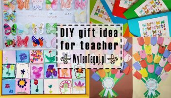 DIY teacher gift