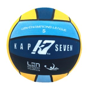 KAP 7- official champions league LEN size 5 ball
