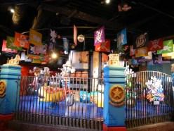One Piece Merry-go-around