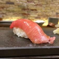 Chuutoro - medium fatty tuna