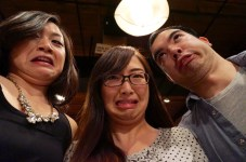 Our double chin contest redo!