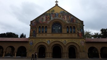 Chapel at Stanford University