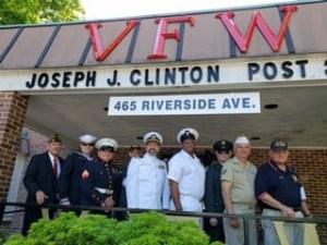 Image: VFW members