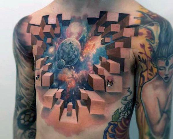 Tatuaze 3d Blog Z Tatuazami