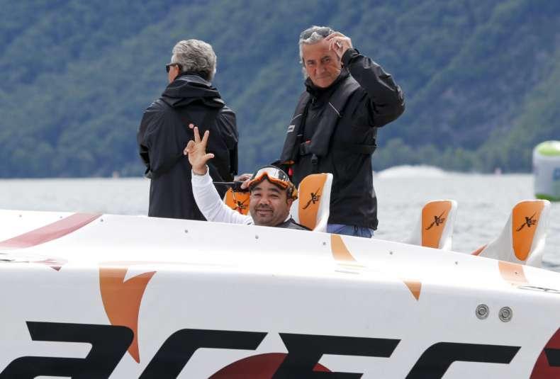 XCAT Lugano Grand Prix3-5 June 20162016 UIM XCAT WORLD SERIES© Raffaello Bastiani