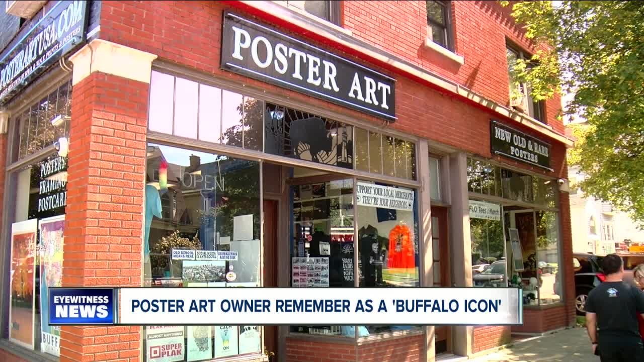known poster art owner