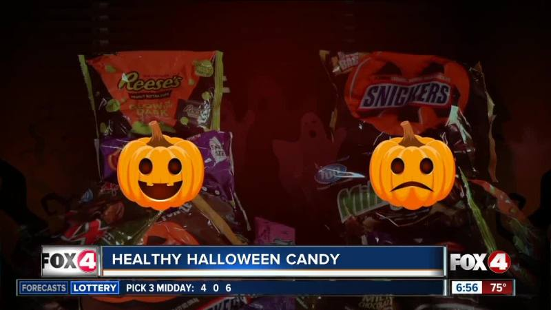 Healthy Halloween candy?