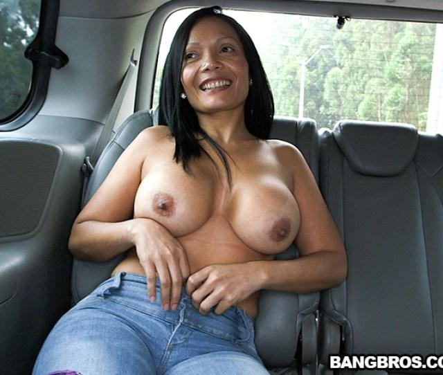 The Bangbus In Colombia Fucking A Big Booty Latina Milf Bang Bus Bangbros
