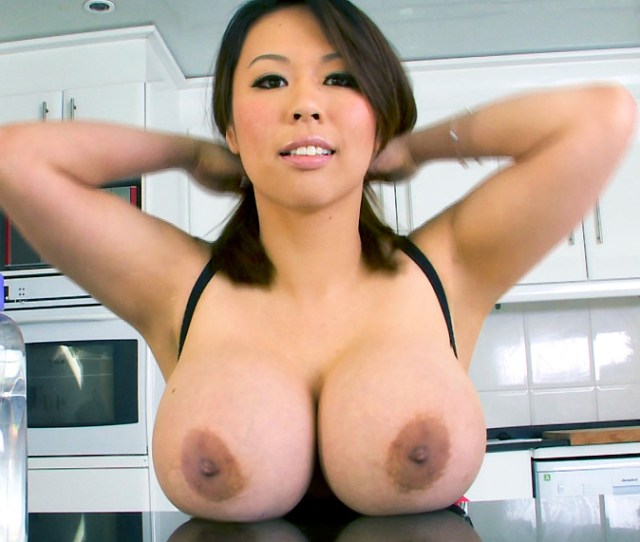 Asian Porn Star With Massive Tits Tittyfucked Big Tits Round Asses Bangbros