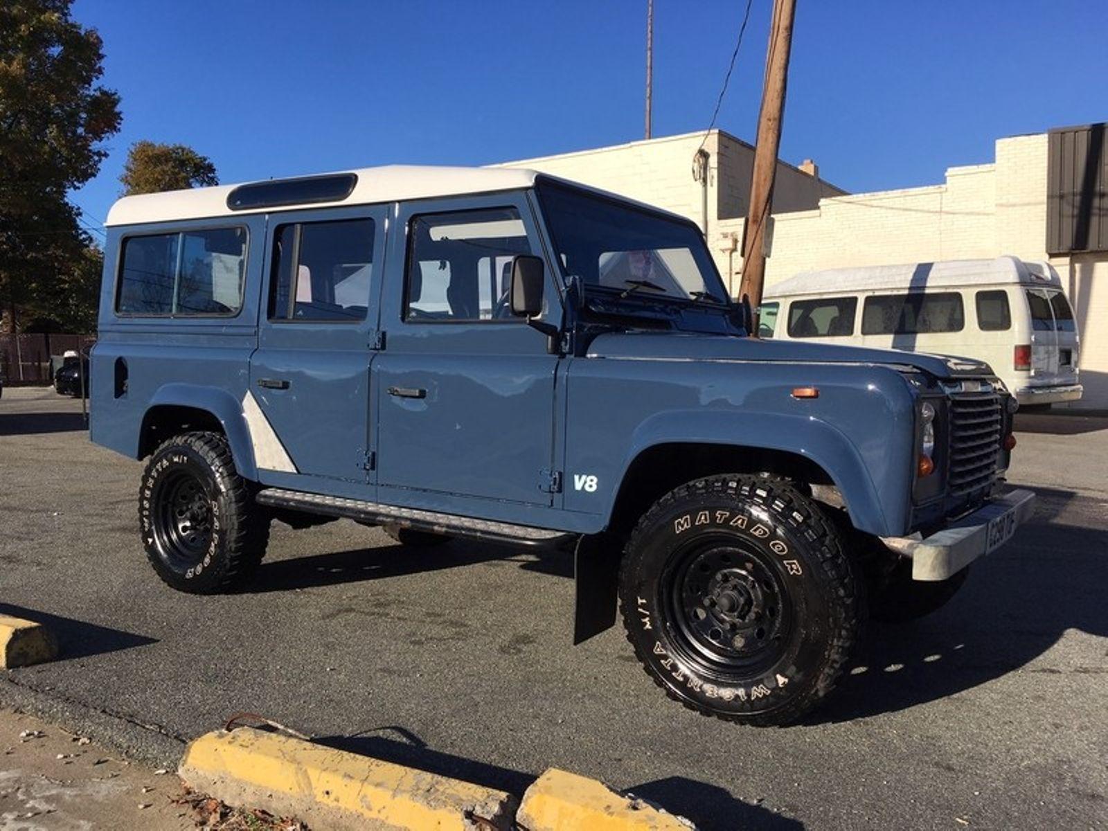 Used Land Rover Defender Used Car Dealer Richmond
