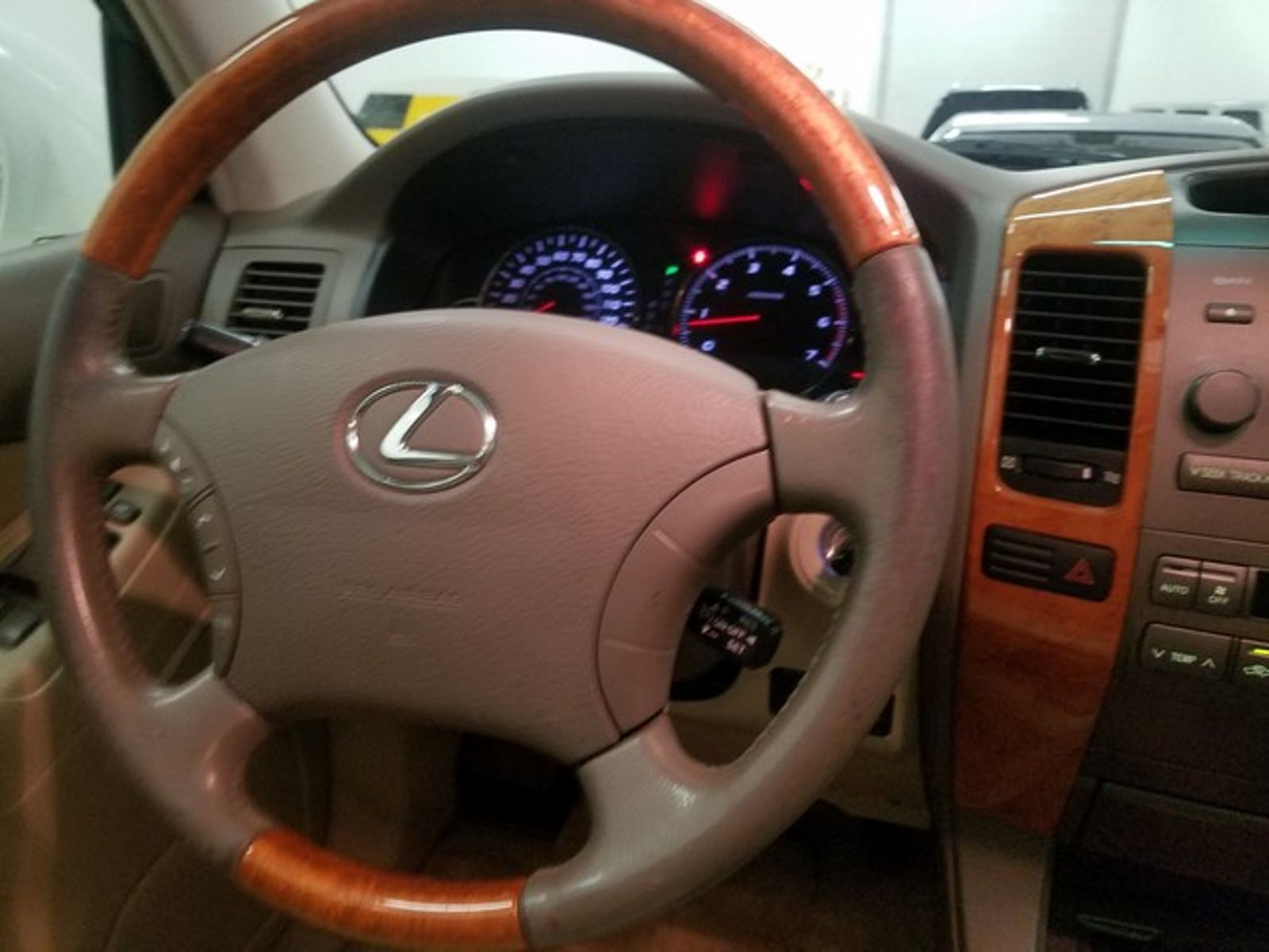 2003 Lexus GX 470 city FL Unlimited Autosports