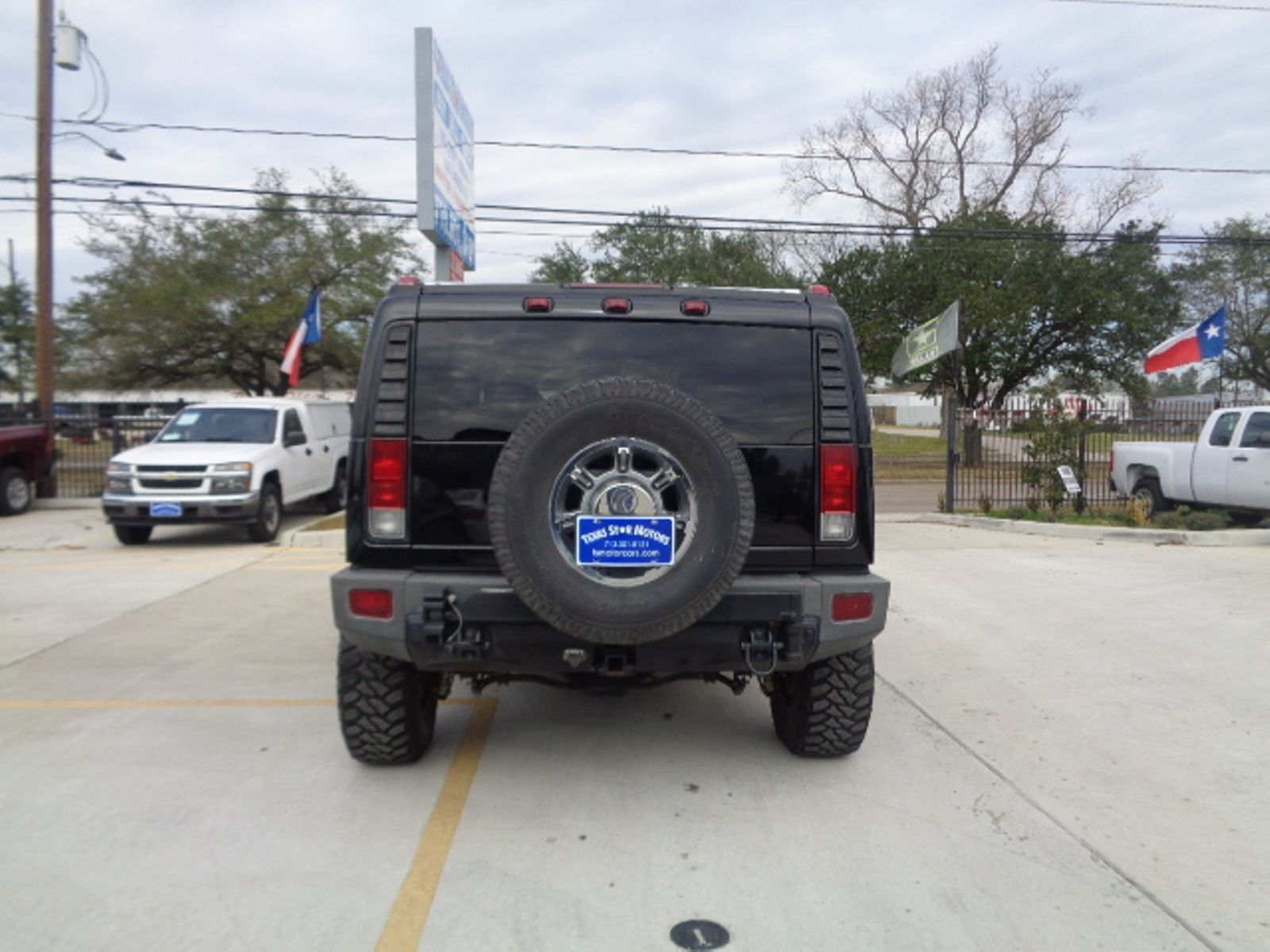 2005 Hummer H2 SUV city TX Texas Star Motors