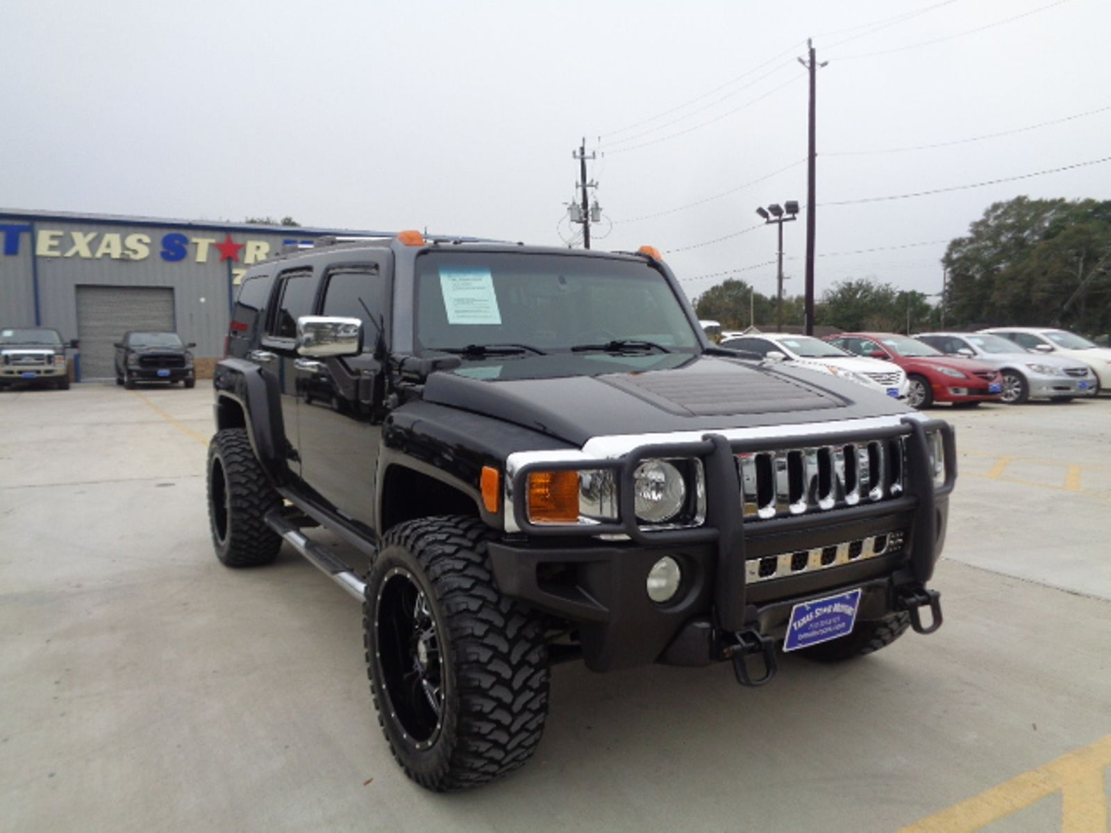2006 Hummer H3 city TX Texas Star Motors