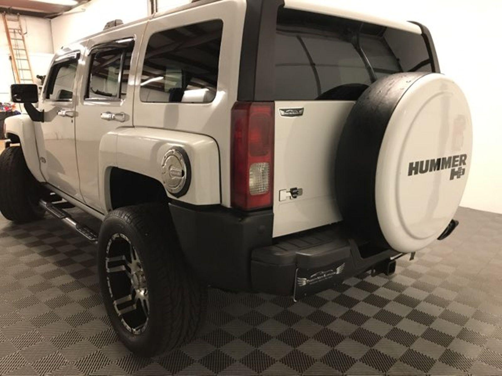 100 [ Luxury Hummer ]