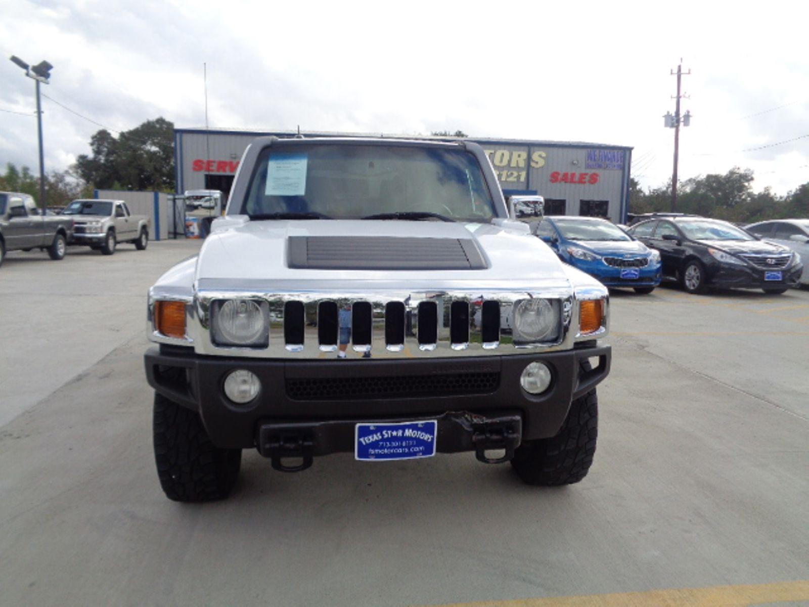2007 Hummer H3 SUV city TX Texas Star Motors