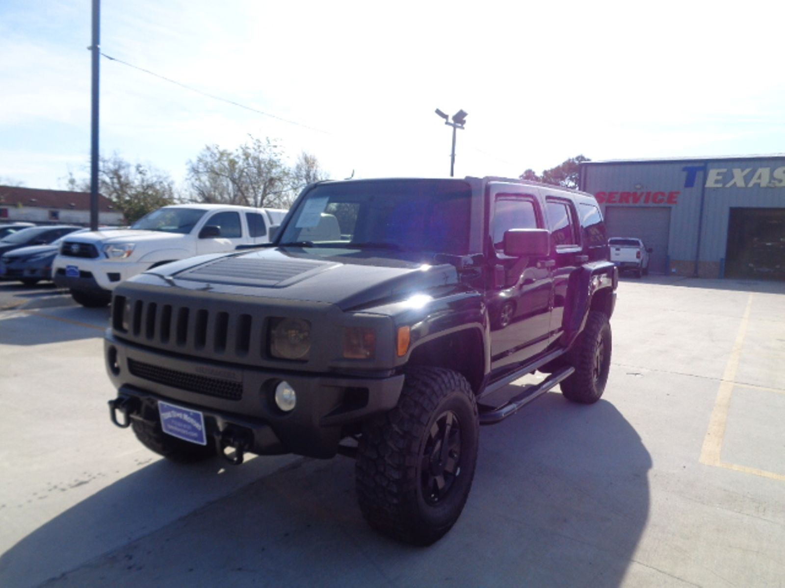 2007 Hummer H3 SUV city TX Texas Star Motors