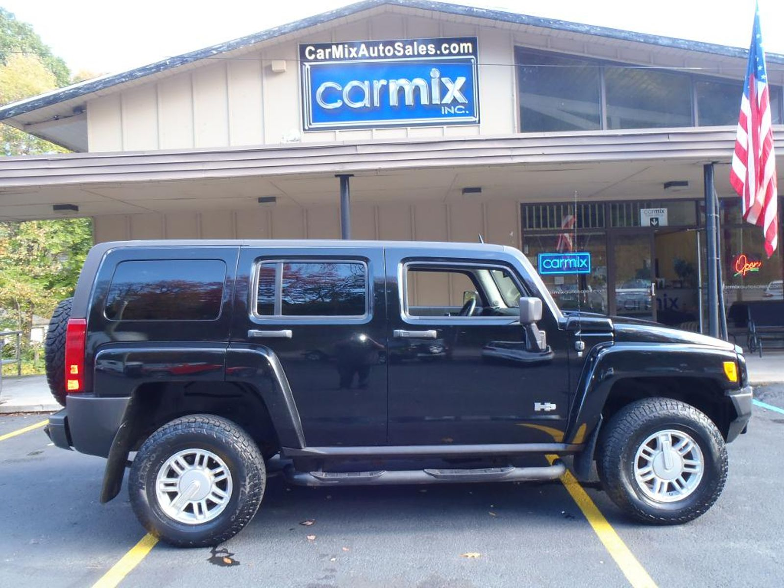 2007 Hummer H3 SUV city PA Carmix Auto Sales
