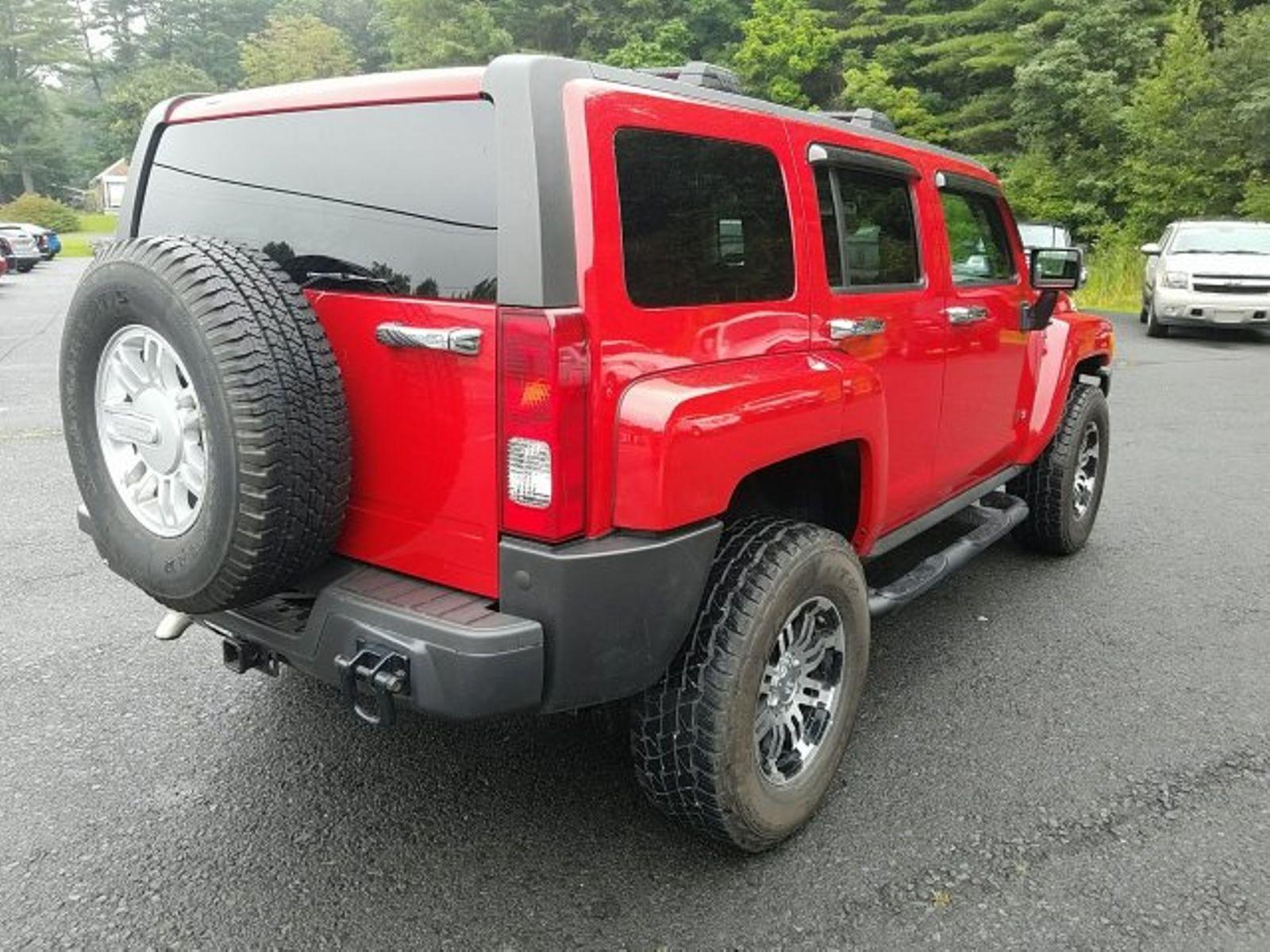 2008 Hummer H3 SUV Pine Grove PA Pine Grove Auto Sales