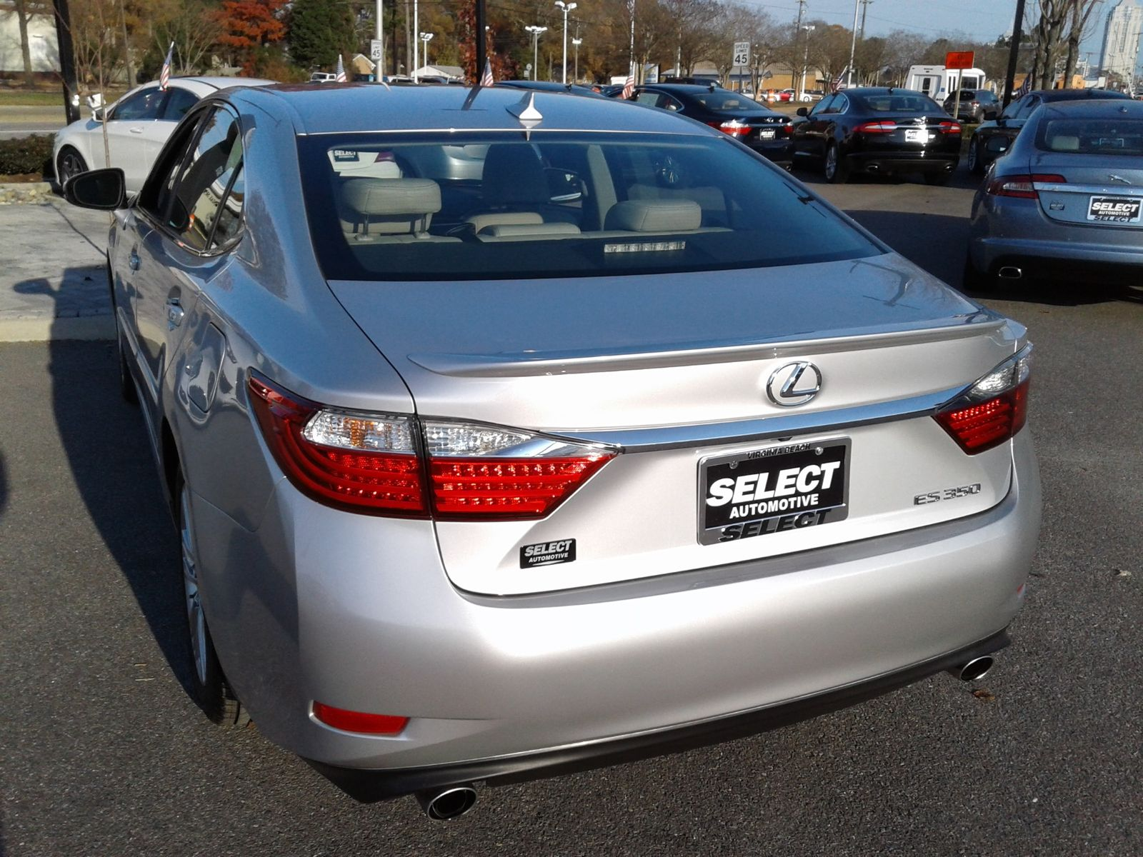 2013 Lexus ES 350 4dr Sdn city Virginia Select Automotive VA