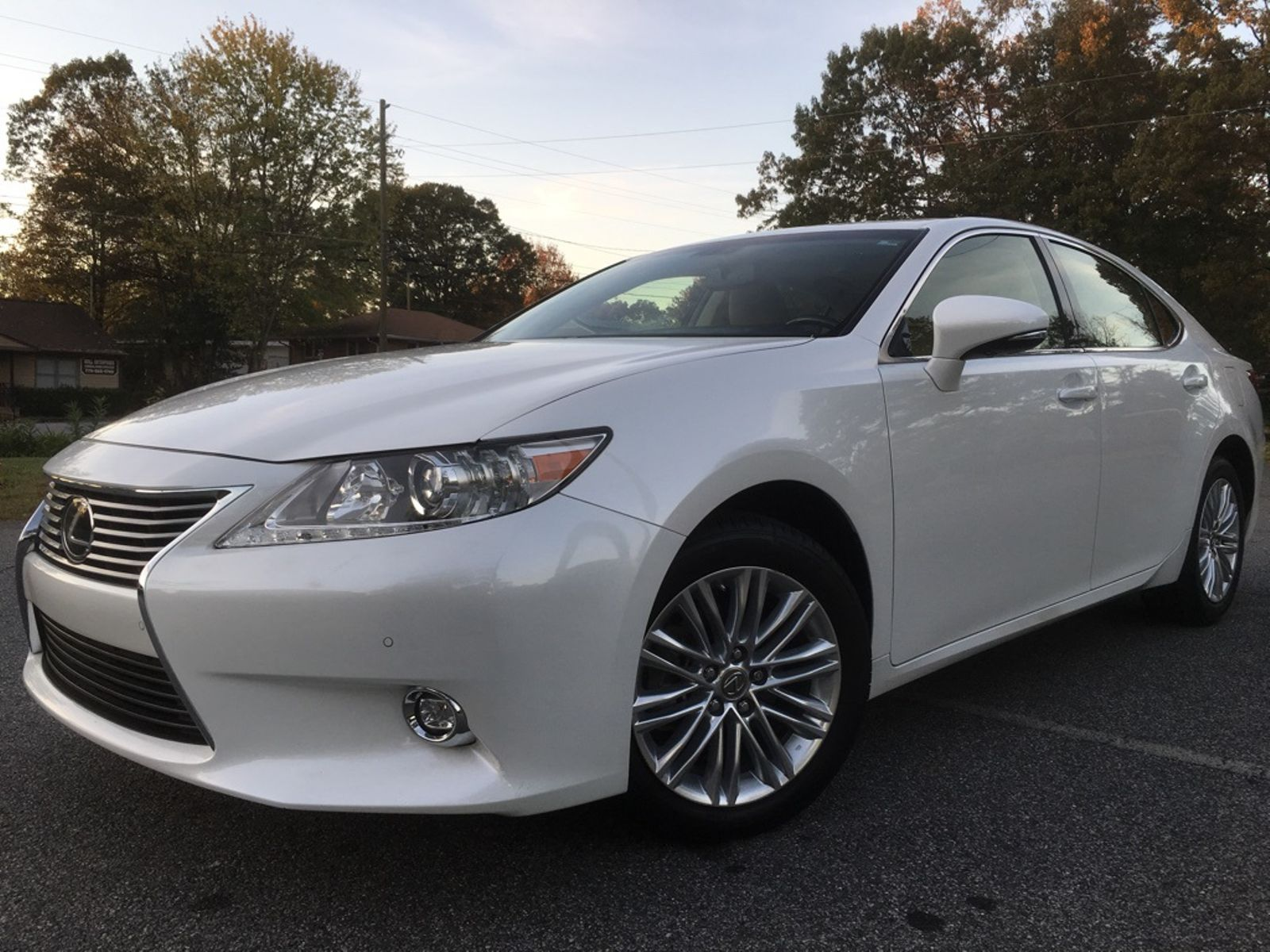 2015 Lexus ES 350 city GA Malones Automotive
