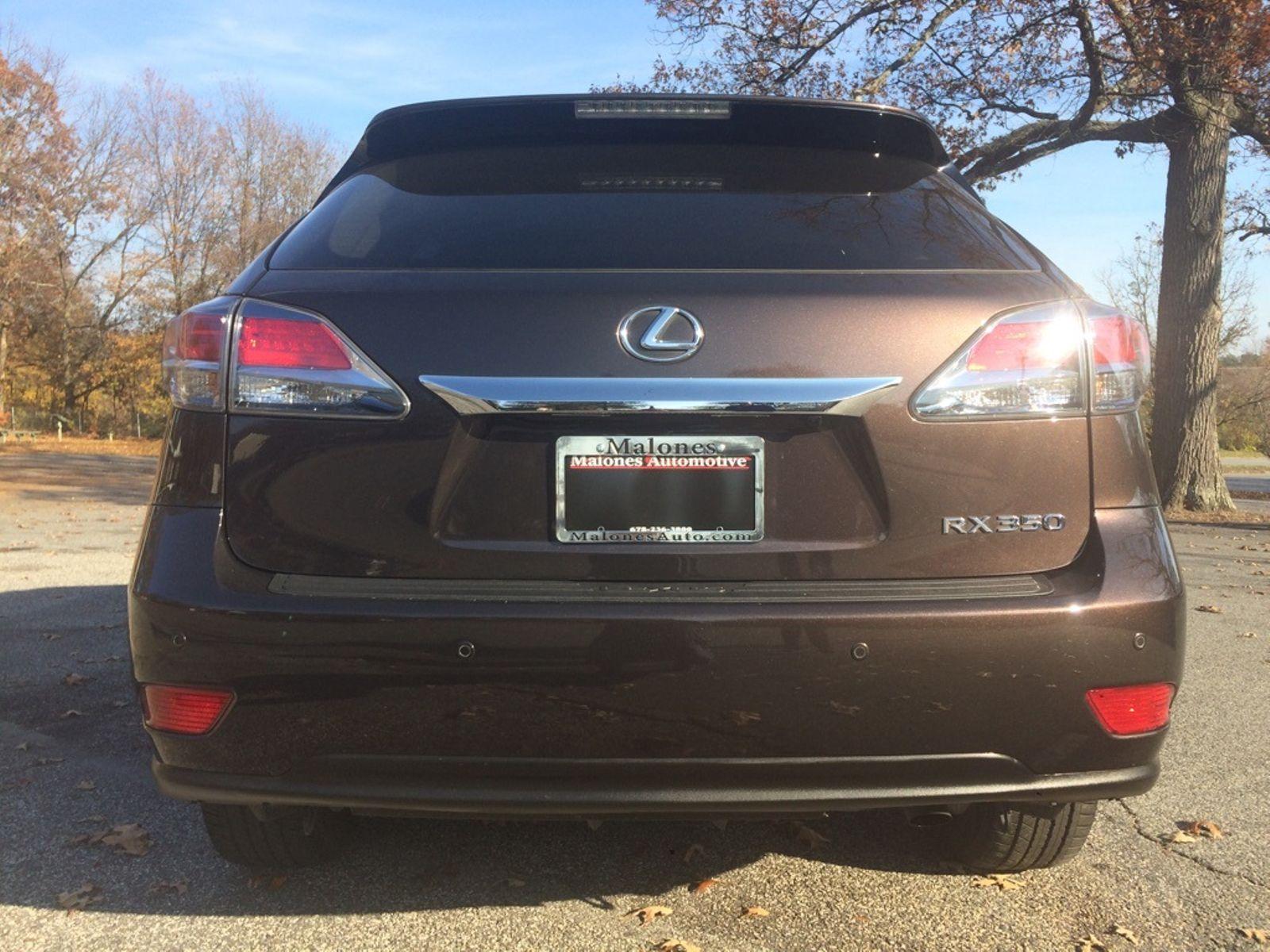 2015 Lexus RX 350 city GA Malones Automotive