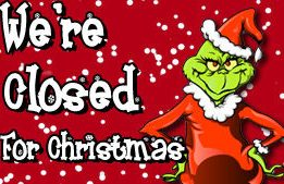 Closed This Week
