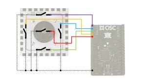 WiFi arcade controller (xOSC Java demo) – xio Technologies