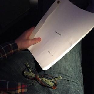Apocalypse Screenplay Teaser (November 2014)